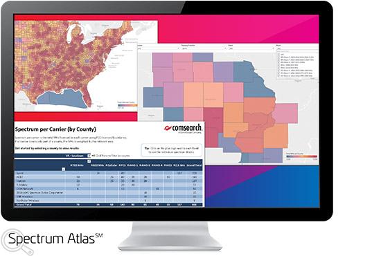 Spectrum Atlas   Comsearch