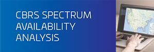 CBRS Spectrum Availability Analysis