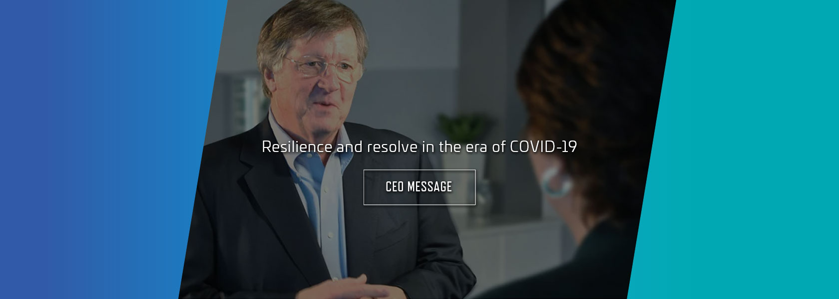 Resilience and resolve in the era of COVID-19