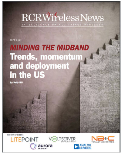Minding the mid-band: C-Band and CBRS efforts